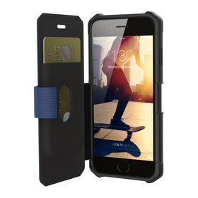 UAG Metropolis Case for iPhone 7/6s - Cobalt/Black